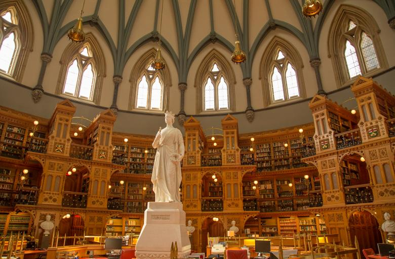 library-of-parliament-kanada